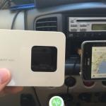【WiMAX2+】モバイルルーターWX01を1週間使ってみた感想 -速度,制限,エリア,バッテリーなどについて-