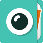 Android用カメラアプリのアイコン