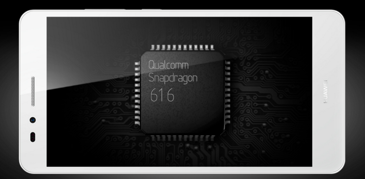 Qualcomm MSM8939 オクタコア(4x1.5GHz+4x1.2GHz)
